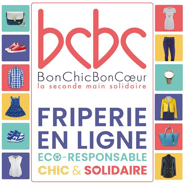 Bon Chic Bon Coeur friperie solidaire